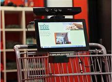 HighTech Shopping Trolleys Stylus Innovation Research