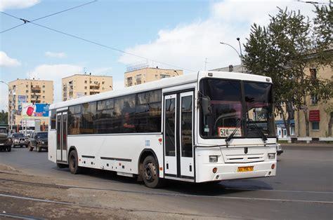 автобус нефаз 5299 управление