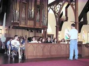 Holy Trinity Episcopal Church – Gainesville Florida - YouTube