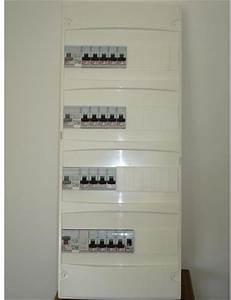 Tableau Electrique 4 Rangées : tableau lectrique 4 rang es quip legrand ~ Dailycaller-alerts.com Idées de Décoration