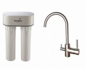 Purificateur D Eau Robinet : filtre doulton duo nitrate avec robinet mitigeur de ~ Premium-room.com Idées de Décoration