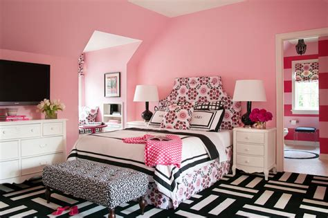 Sophisticated Teen Bedroom Decorating Ideas