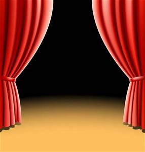 view from the valley festa italiano cabaret to be staged With theatre curtains clipart