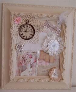Shabby Chic Diy : diy shabby chic framed collage pictures photos and images for facebook tumblr pinterest and ~ Frokenaadalensverden.com Haus und Dekorationen