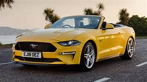 2018 Ford Mustang GT Convertible (UK) - Wallpapers and HD Images | Car Pixel