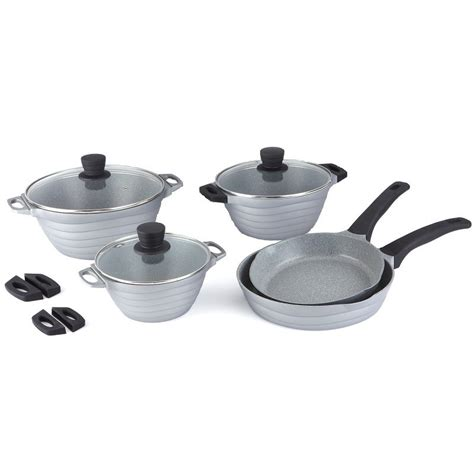 batterie de cuisine swiss line royalty line rl cs1014m 14 pieces coating cookware