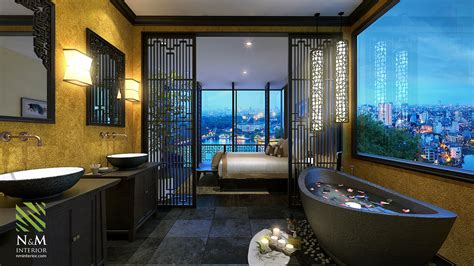 Taipei Home Showcases Asian Minimalist Influences : Interior Design Ideas