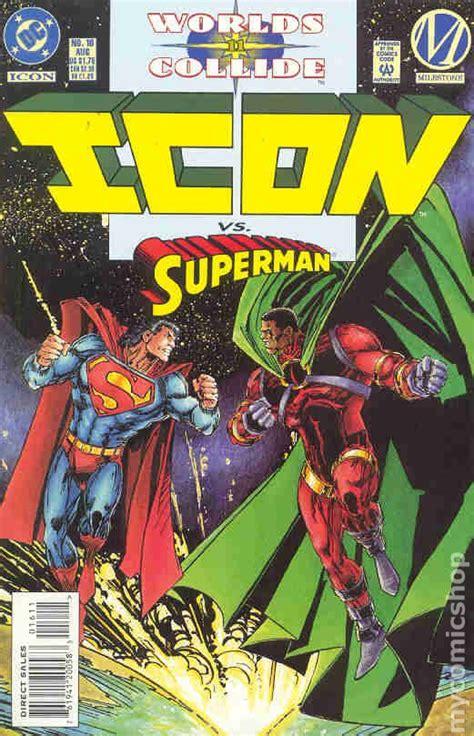 icon  comic books