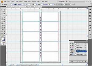 Business card illustrator print template images card for Business card print template illustrator