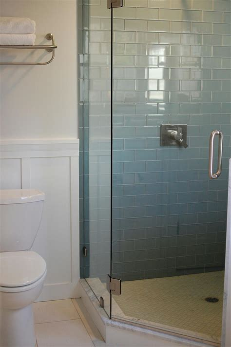 cool pictures  tiled showers  glass doors esign