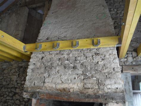 faire tenir un plancher sur un mur en parpaings r 233 nover