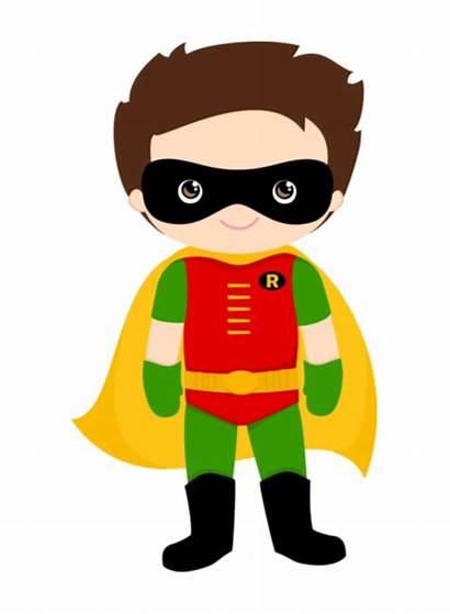 Superhero Robin Batman Marvel Clip Super Batgirl