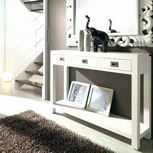 Console Meuble Ikea : console d entree ikea console entree console pour entree ~ Voncanada.com Idées de Décoration