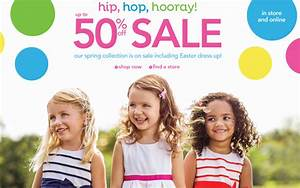Carter-Up to 50% Off Spring Sale :: Southern Savers