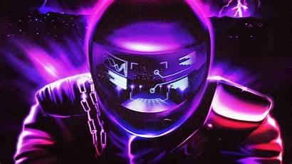 Retro Futuristic 80s Neon Wallpapers 1980s Cool