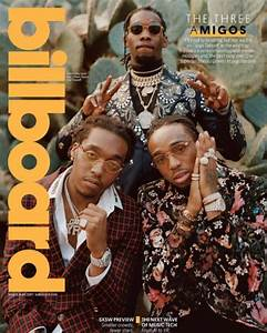 Migos Cover Billboard Magazine | HipHop-N-More