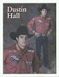 Dustin Hall PBR Professional Bull Riders Autograph 8x11 ...
