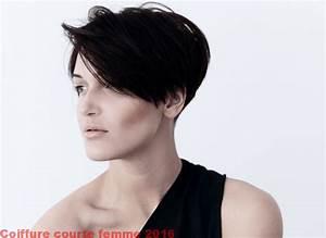 Coupes Cheveux Courts Femme : coiffure cheveux courts femme 2017 ~ Melissatoandfro.com Idées de Décoration