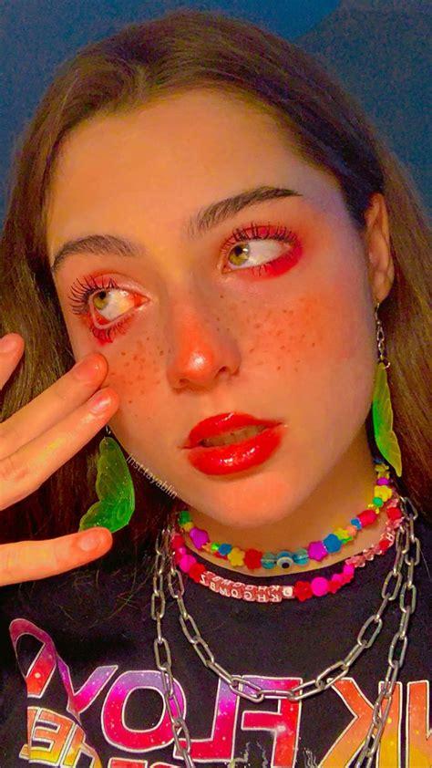 insttayablin indie makeup aesthetic indie aesthetic makeup