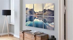 Bilder Auf Glas Gedruckt : mehrteilige bilder nach ma vom foto oder motiv myposter ~ Indierocktalk.com Haus und Dekorationen