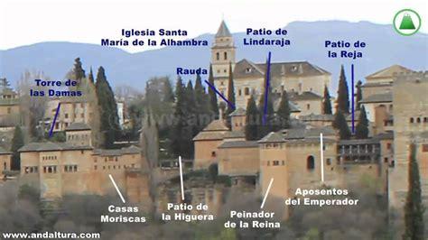 rauda 3 in 1 la alhambra y el generalife desde el mirador de la rauda