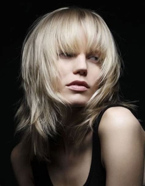 coupe de cheveux carré coupe au carr 233 d 233 grad 233 avec frange automne hiver 2016 le