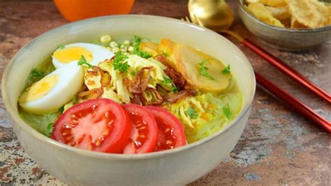 Jika anda penasaran bagaimana resep swike ayam dan bagaimana cara membuatnya. Resep Soto Ayam Lamongan - Masak Apa Hari Ini?