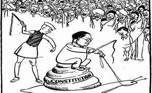 Hindu Caste Racism: Why Dalits opposed a cartoon ...
