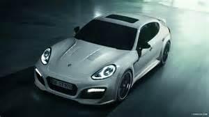 2018 Techart Grandgt Based On Porsche Panamera Turbo Top