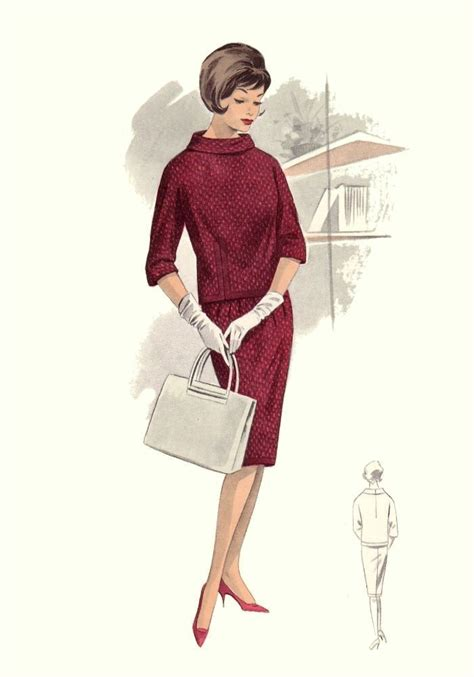 17 Best Images About 1960s Fashion On Pinterest Dress
