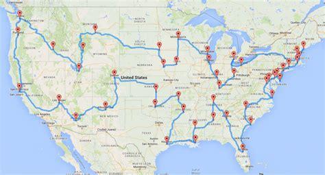 computing  optimal road trip    dr