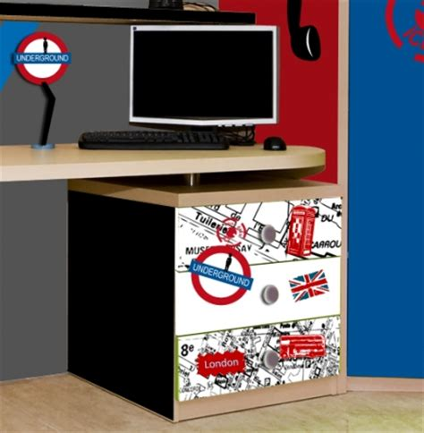 stickers pour bureau déco bureau stickers londres idee deco sticker