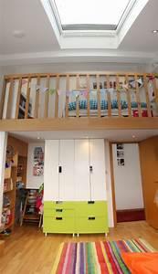 Umbau Kinderzimmer Einbau 2 Ebene Schlafebene Hochbett