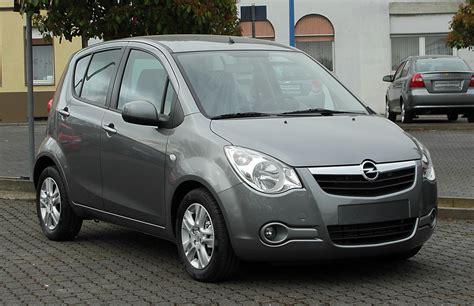 Opel Agila by File Opel Agila 1 2 Ecoflex Edition B Frontansicht 7