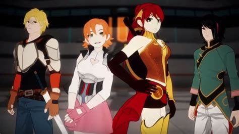 foto de Shaman of Animation Blogs: The RWBY RPRT: ''Round One''