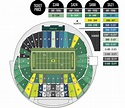 Matthew Knight Arena Seating Chart With Rows   Elcho Table