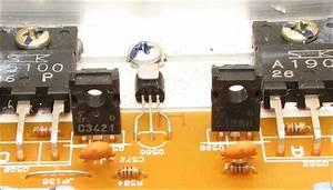 Amplifier Transistors