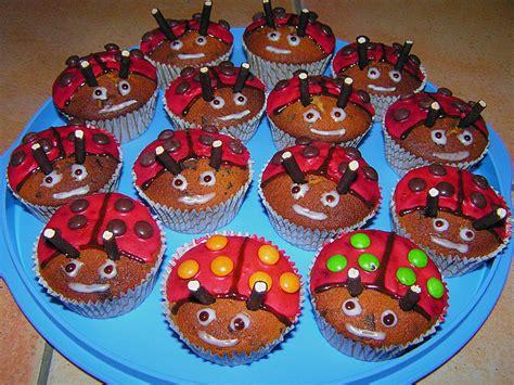 marienkaefer muffins von charima chefkochde