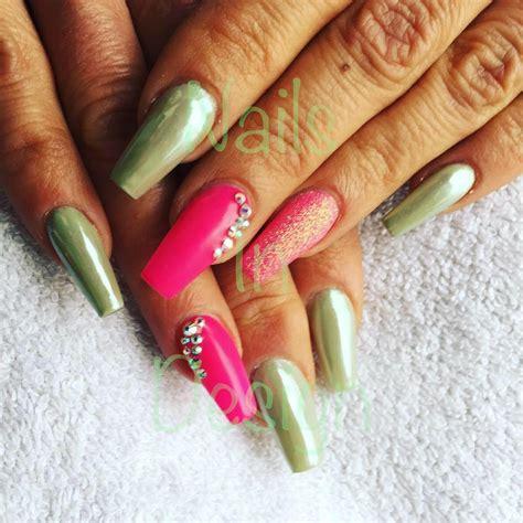 aquarium nails anleitung birthday nails nails t ngel fingerngel und nageldesign