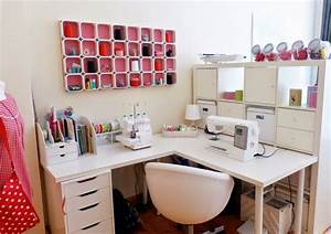 Nähzimmer Einrichten Mit Ikea : die besten 25 n hplatz einrichten ideen auf pinterest ordnungssystem n hen ikea n hzimmer ~ Orissabook.com Haus und Dekorationen