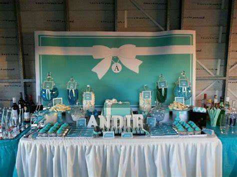 tiffany buffet table ls tiffany inspired lolly buffet for 21st birthday dessert