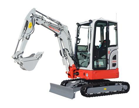 tbr compact excavator takeuchi global