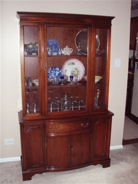 Duncan Phyfe China Cabinet by Duncan Phyfe China Cabinet Dining Rooms