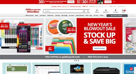 Office Depot Coupons For Technology by Office Depot 174 And Officemax 174 Coupons Cashback Discount