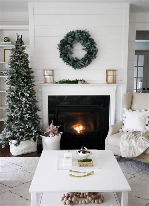 decorare il soggiorno  natale la risposta