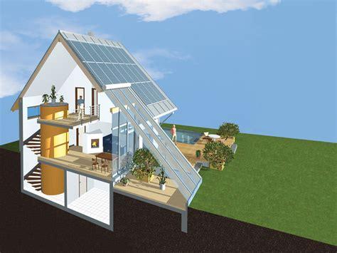 das 100 prozent sonnenhaus bauen de