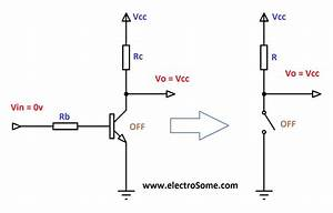 Open Transistor Schematic