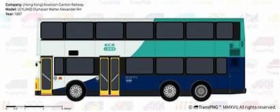 Transpng Bus Canton Kowloon Railway Views