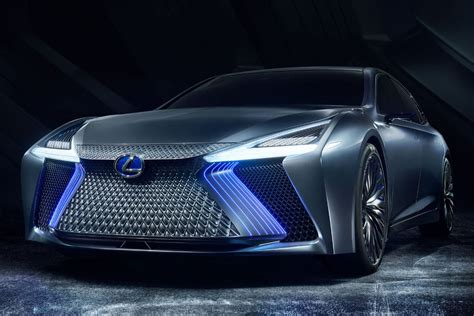 2020 Lexus Ls by Lexus Says Its New Luxury Barge Will Drive Itself By 2020