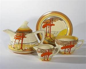 39 best images about The bizarre wares of Clarice Cliff on ...